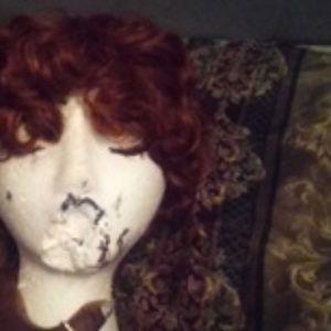 Copper color wig